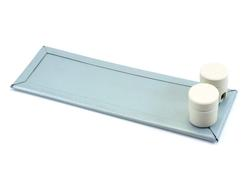 Mica Strip Heater with Ceramic Terminal Covers