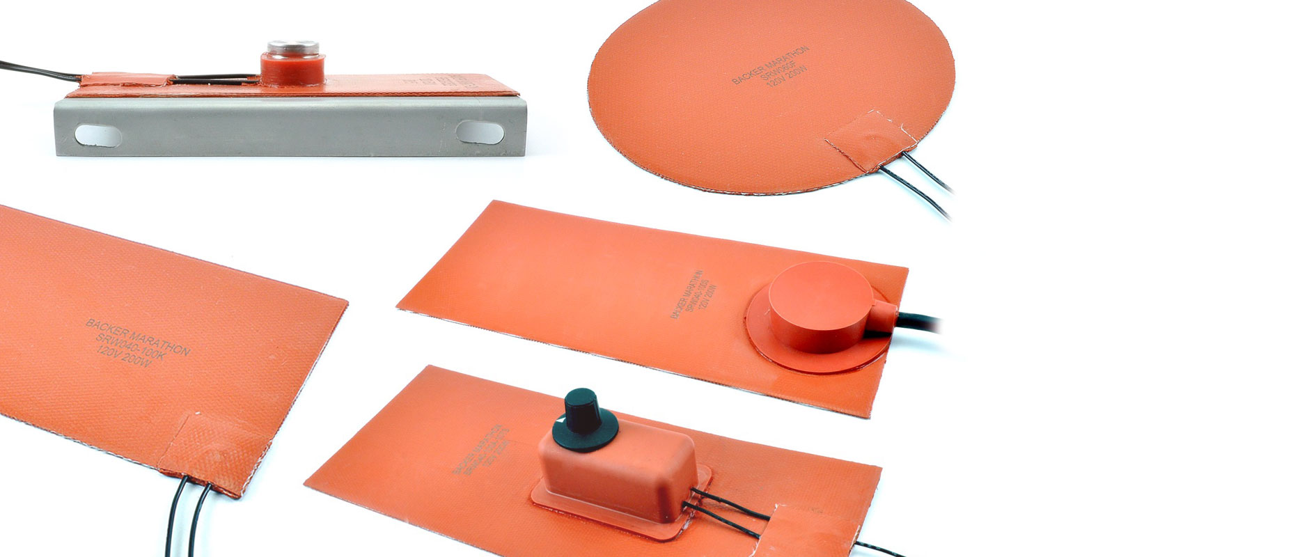 Backer marathon Silicone Heaters